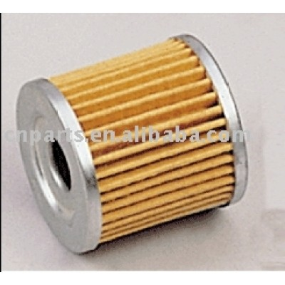 sell oil filter, fuel filter for Komatsu Hitachi Catepillar excavator