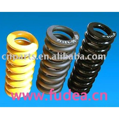 recoil spring for excavator spare parts 7Y1687