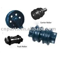 excavator carrier roller pc200-3