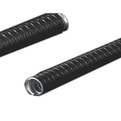 Plastic coated flexible pipe