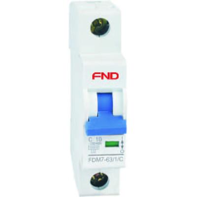 Mini circuit breaker FDM7-63H