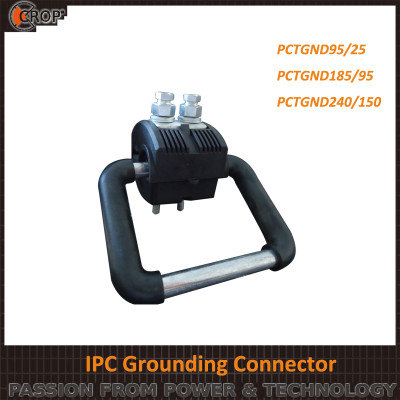 PCTGND series piercing grounding connector (10kv)