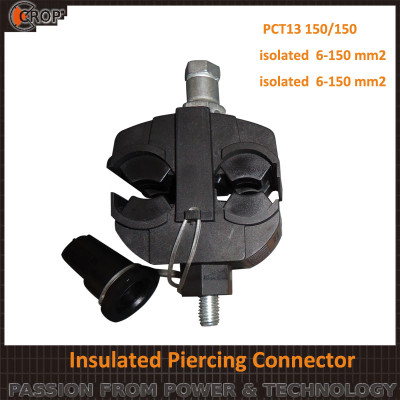 Piercing conductor/Insulated Piercing Connector/ insulation piercing Clamp /insulation wire connectors PCT13 150/150