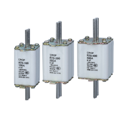 Low Voltage Fuse Links RT0 series