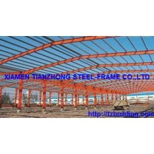Large Span Steel Structure with Customized Design