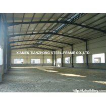 Steel Structure with Small/Large Span for Factory&Warehouse