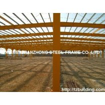 Light Weight Steel Frame Structure with Painting