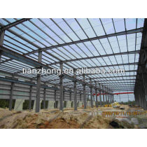 Large Span Light Weight Steel Strucure Frame