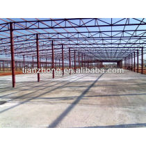 Prefabricated Steel Structure Frame