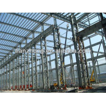 Industrial Steel Structure Building with Crane