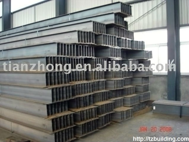 Steel h section beam buy sectioned