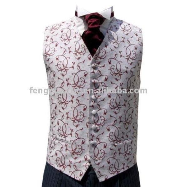 Men`s fashion waistcoat