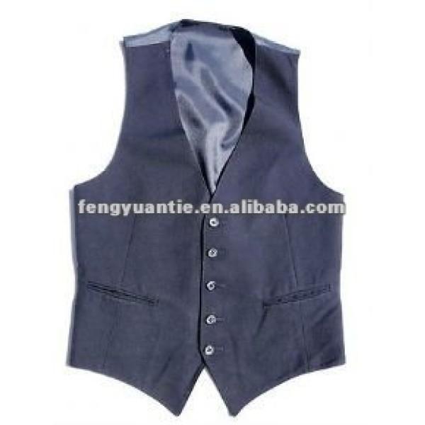 Fashiont mens cotton waistcoat