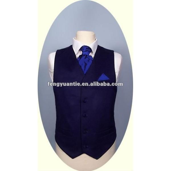 100% cotton twill vest