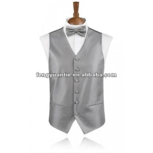 Beste Mens-Polyester-Hochzeitsweste für Männer