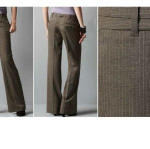 Ladys elegante kurze Hose der formalen Hosen