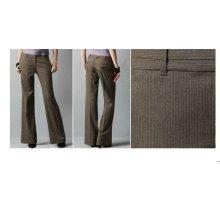 ladys formale pantaloni pantalone elegante