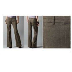Cuecas elegantes das calças formais de Ladys