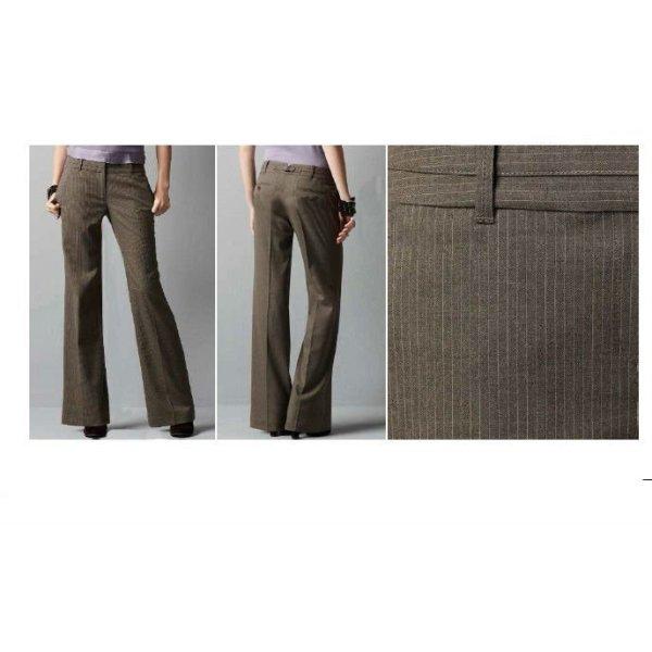 ladys pantalones formal pantalón elegante
