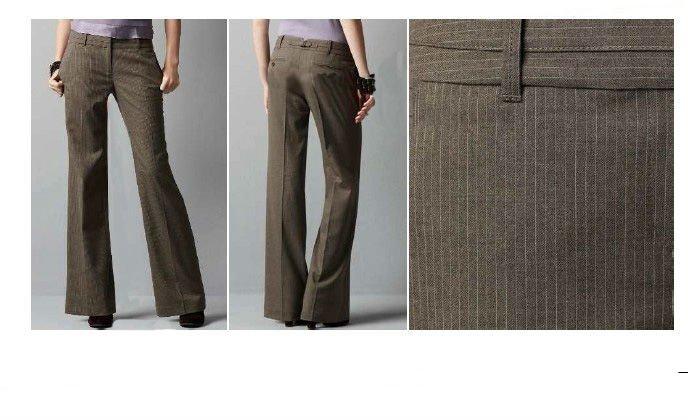 Senhoras - moda - vestido - calças - amwps01 - . Jpg