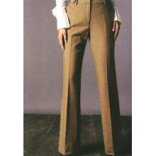 ladys formale pantaloni uniforme pantaloni donna