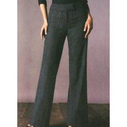 Ladys calças formal uniforme calças de terno