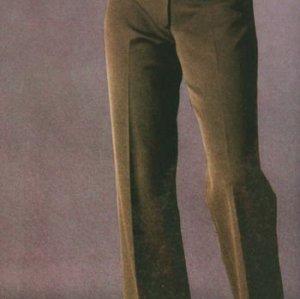 Ladys formale Hosen 100 Polyester-Hosen