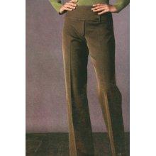 Pantaloni convenzionali di Ladys 100 pantaloni del poliestere