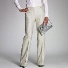 Pantaloni convenzionali di Ladys 100 i migliori pantaloni del poliestere