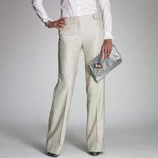 Ladys formale Hosen 100 beste Hosen des Polyester