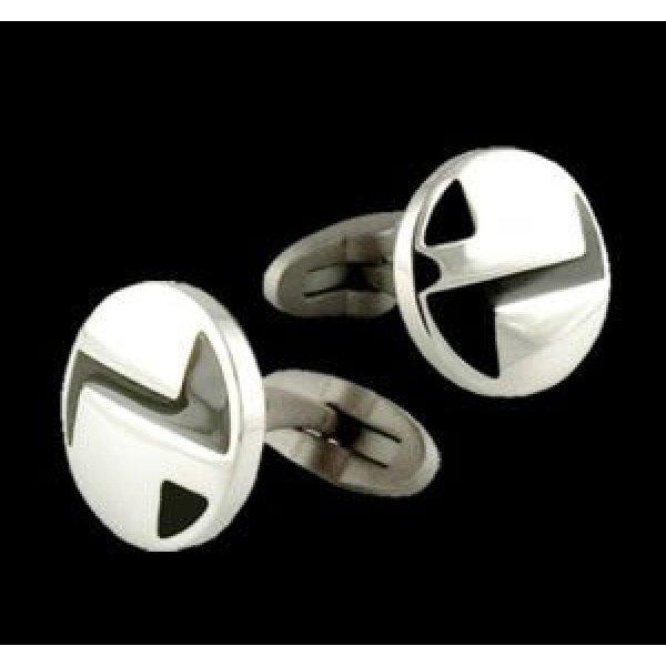 2012 para hombre de moda de metal gemelos