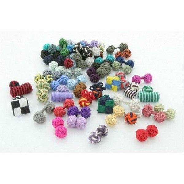 2012 fashion mens silk cufflinks