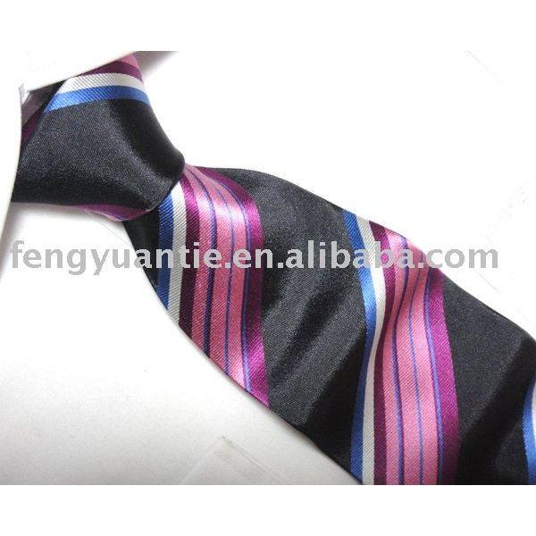 100% corbata de seda