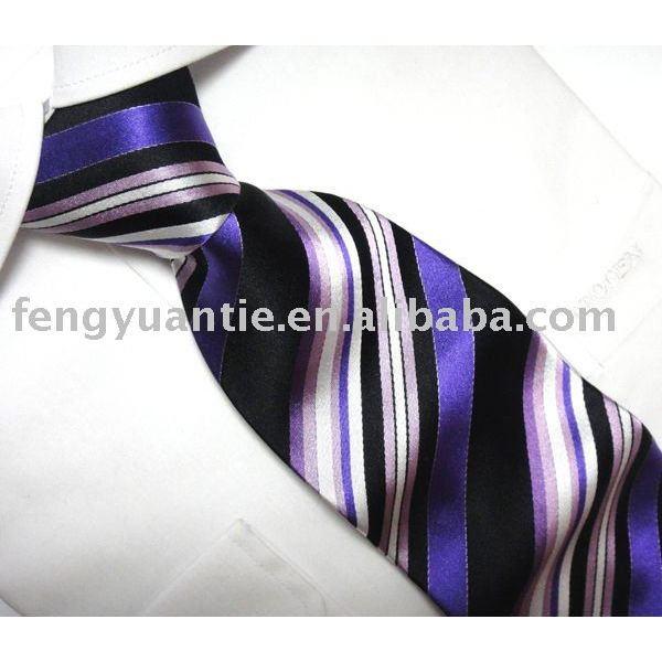 corbata de la seda del 100%