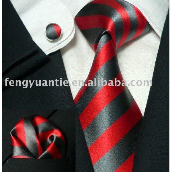 gesponnene silk Krawatte
