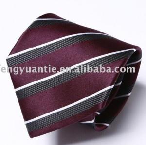 Seide gesponnene Krawatte
