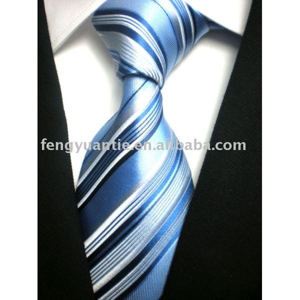Tejido de seda corbata, diseñador de corbata, corbata de marca
