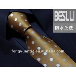 gesponnene silk Krawatte, Entwerferkrawatte, Markennameriegel