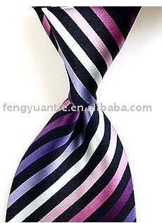 Seide gesponnene kundengebundene Krawatten