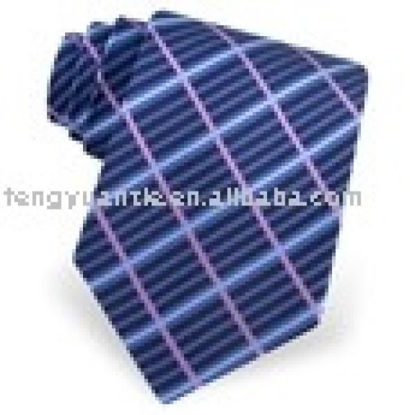 corbatas de seda jacquard accesorio corbatas para los hombres
