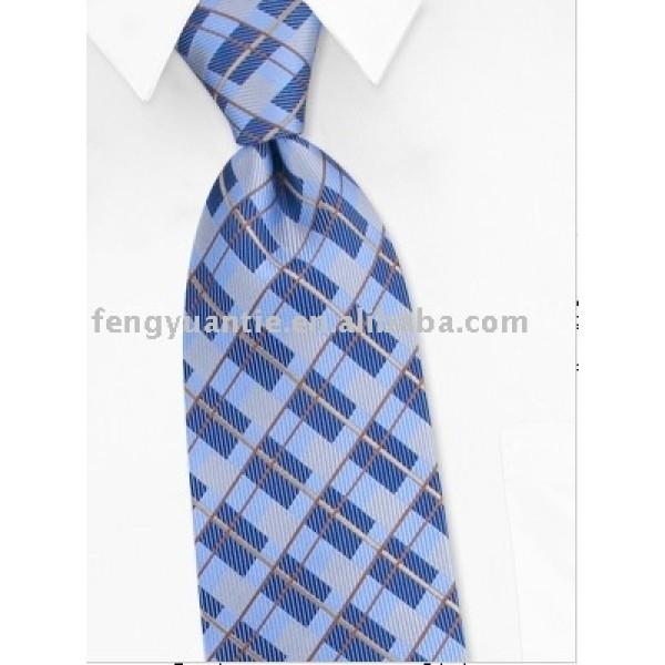 corbata tejida seda