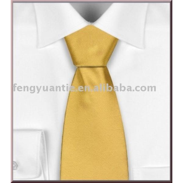 cravate tissée par soie