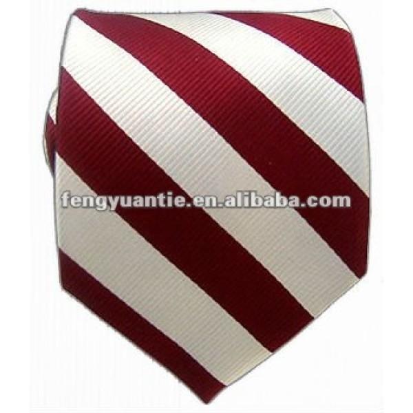 Venta caliente hombres tejido 100% corbatas de seda