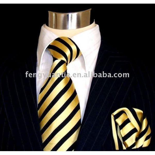 venta caliente 2013 tejido personalizado de seda corbatas