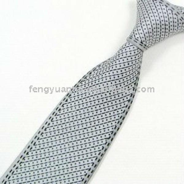 Corbata de seda, corbata