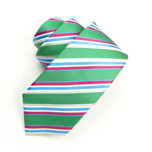 100 cravates en soie tissées plates, cravate