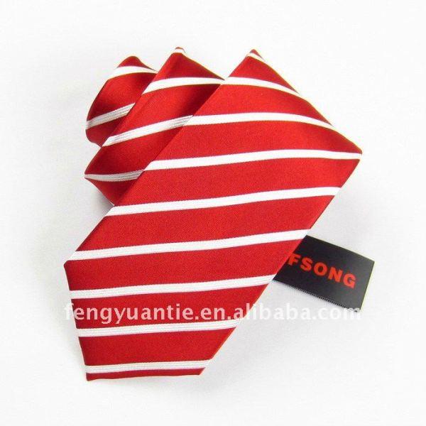 Cravatta di seta tessuta, designer cravatta, cravatte di marca