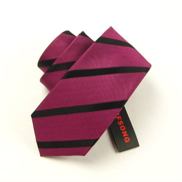 cravate en soie tissée, cravate