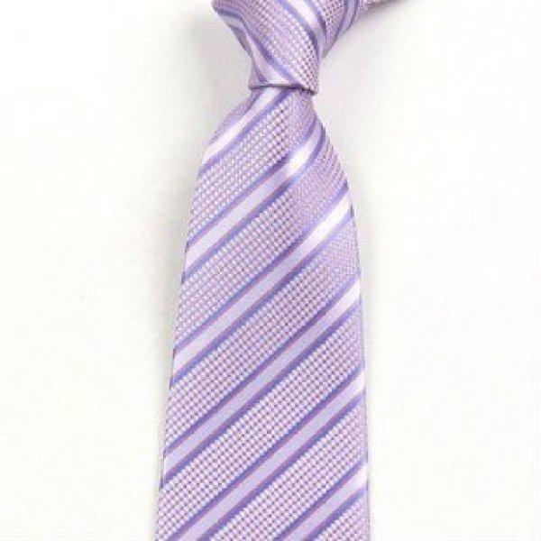 Cravatta di seta tessuta, cravatta