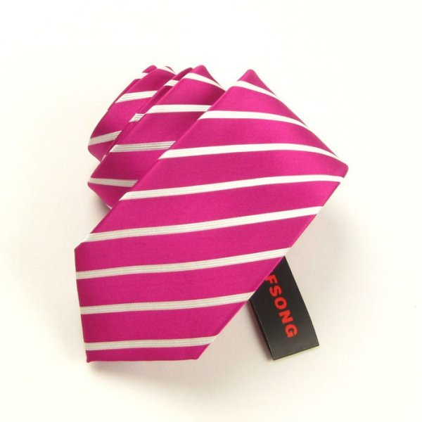 Tejido de seda corbata, corbata